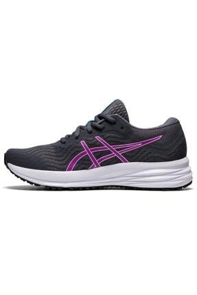Asics & Onitsuka Tiger Kadın Gri Koşu Ayakkabısı 1