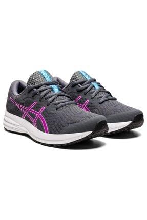 Asics & Onitsuka Tiger Kadın Gri Koşu Ayakkabısı 2