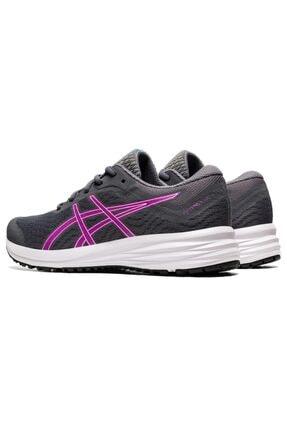 Asics & Onitsuka Tiger Kadın Gri Koşu Ayakkabısı 3