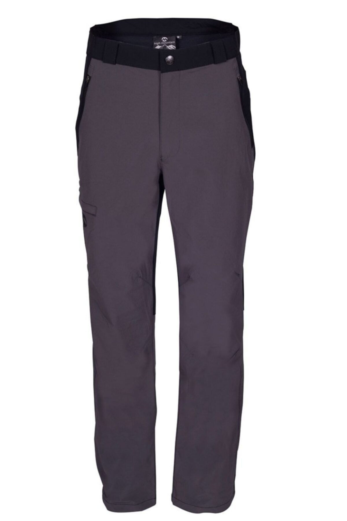 Trango Tırmanış Ve Trekking Pantolonu - Gri Siyah - S