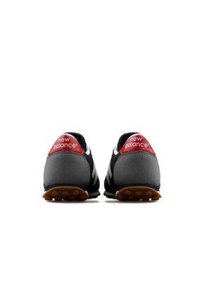 New Balance Erkek Gri Sneaker 3