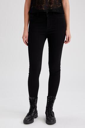 Defacto Anna Ankle Yüksek Bel Skinny Fit Jean Pantolon 0