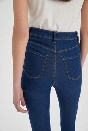 Defacto Kadın  Anna Super Skinny Fit Jean Pantolon 3