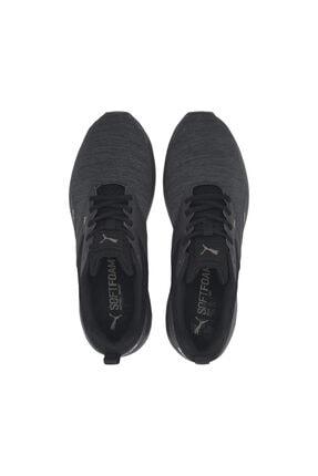 Puma NRGY COMET PUMA BLACK-ULT Siyah Erkek Koşu Ayakkabısı 101085399 4