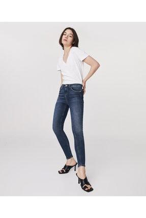 Twist Kadın Beyaz Basic T-shirt 3