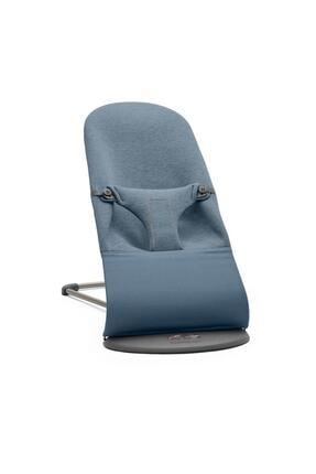 BabyBjörn Balance Bliss Ana Kucağı Cotton 3D Jersey / Dove Blue 0