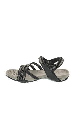Lumberjack EFTAL Siyah Kadın Sandalet 100241188 1