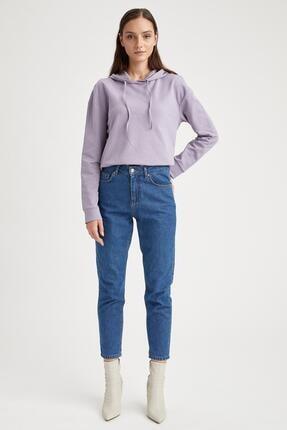 Defacto Kapüşonlu Relax Fit Sweatshirt 1