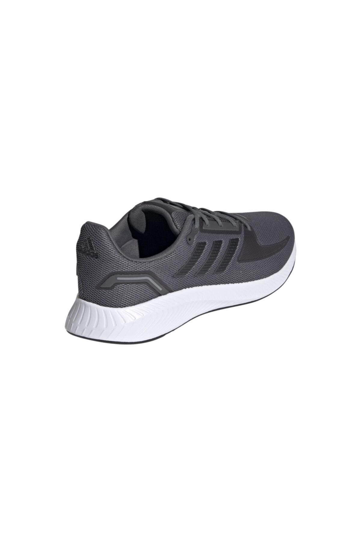 adidas RUNFALCON 2.0 Gri Erkek Koşu Ayakkabısı 101079783