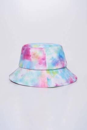 Addax Kadın Renkli Şapka Şpk1045 - E1 Adx-0000023856 4