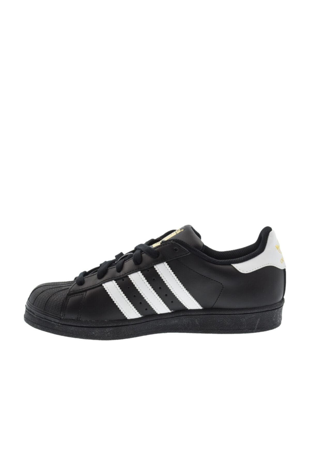 adidas Unisex Siyah Günlük Spor Ayakkabı - B27140