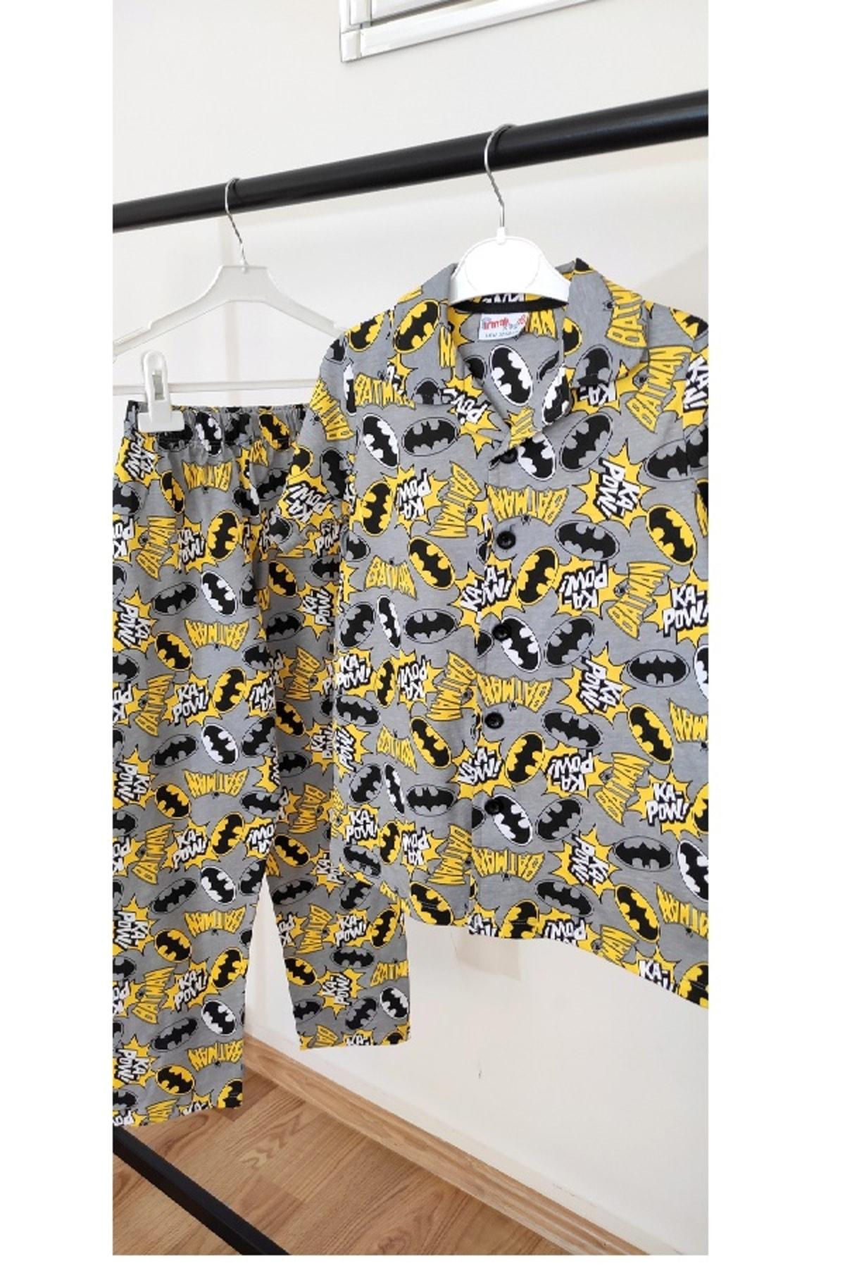 Çocuk Yarım Kol Yazlık Pijama Takım