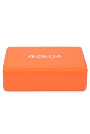Delta Yoga Blok Yoga Köpüğü Eva Yoga Bloğu Yoga Block 2