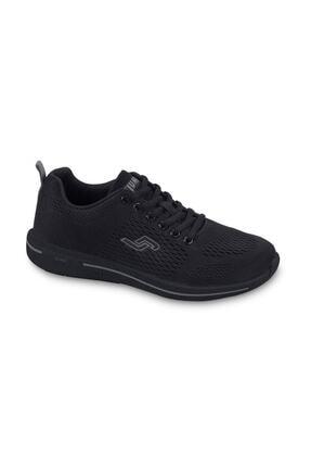 Jump 24938 Siyah Erkek Spor Ayakkabı 1