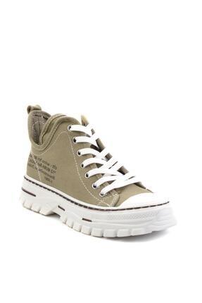 Bambi Haki Kadın Sneaker K01779000118 2