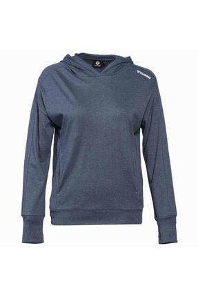 HUMMEL HMLGANG Lacivert Kadın Sweatshirt 101085910 2