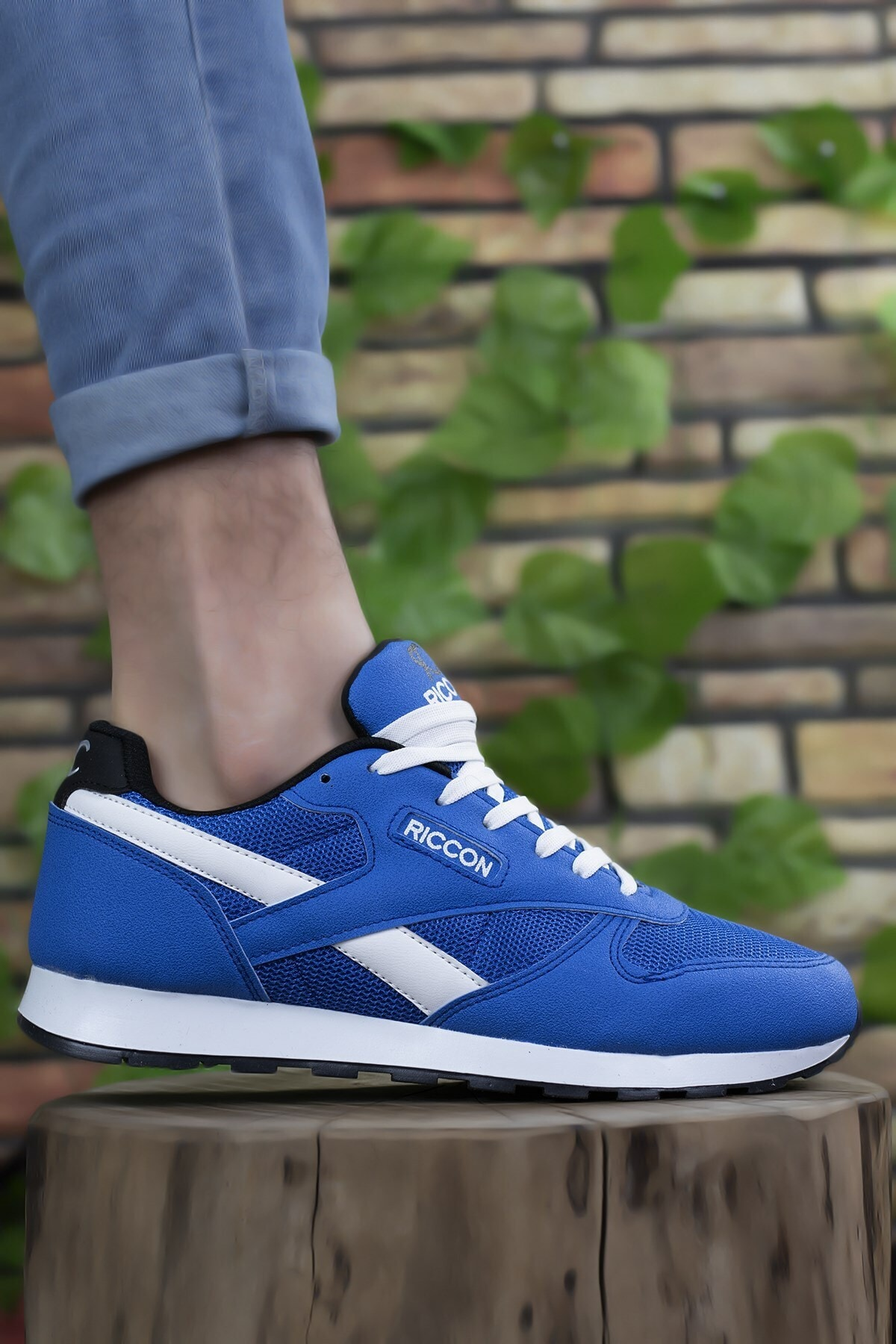Sax Beyaz Unisex Sneaker 0012853