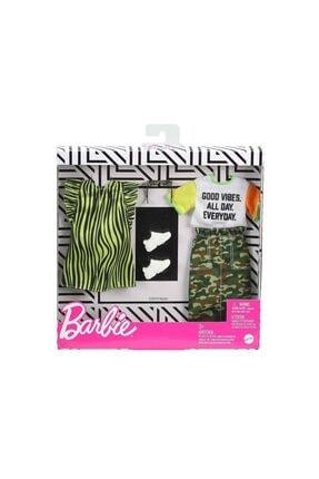 Barbie 'nin Kıyafetleri Ikili Paket Ghx67-fyw82 1