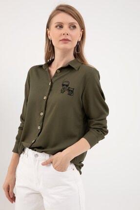 Baskılı Gömlek resmi