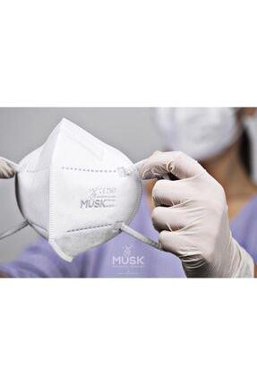 Musk Atelier Musk Ffp2 Ce Ve Iso Sertifikalı 10 Adet Maske 2