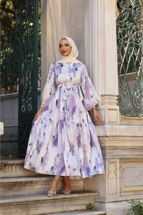 Saten Elbise 100978