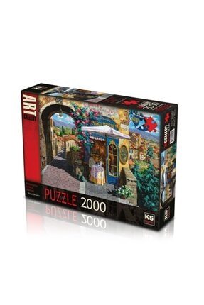 22501 Puzzle 2000/ristorante Antico Puzzle 2000 Parça KAR1453586000