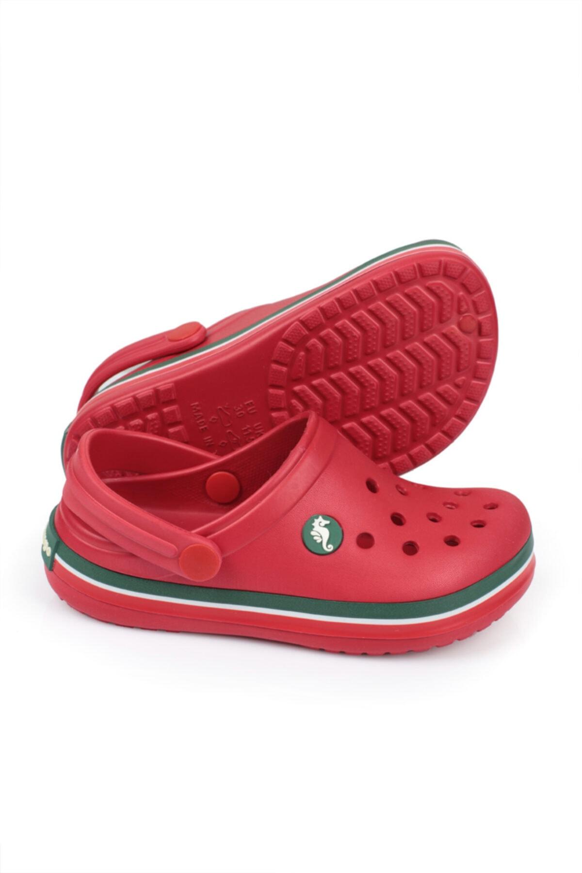 Çocuk Sabo Sandalet Terlik