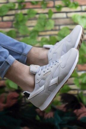 Riccon Gri Beyaz Unisex Sneaker 0012853 3