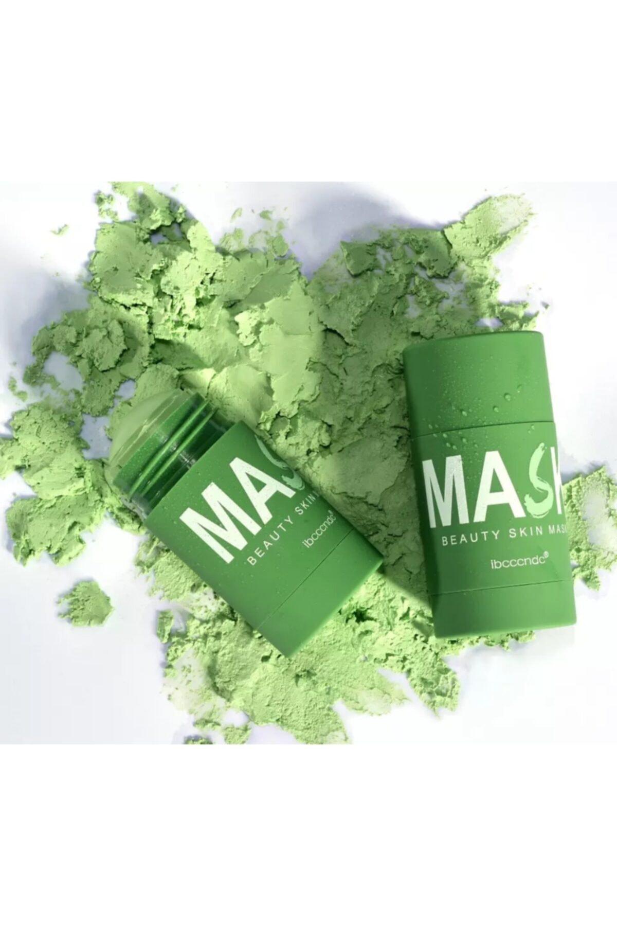 Ocean Green Tea  Yeşil Çay Maskesi