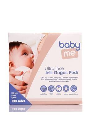 Baby Me Ultra Ince Jelli Göğüs Pedi 100lü 0