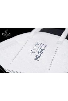 Musk Atelier Musk Ffp2 Ce Ve Iso Sertifikalı 10 Adet Maske 3