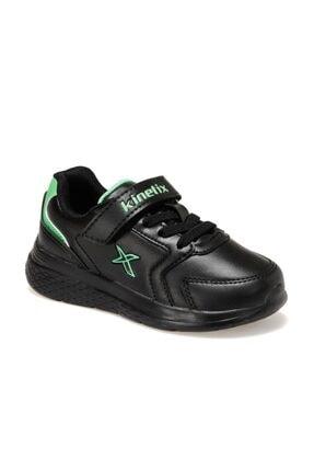 تصویر از 100533995 Marned J Siyah-neon Yeşil Çocuk Spor Ayakkabı