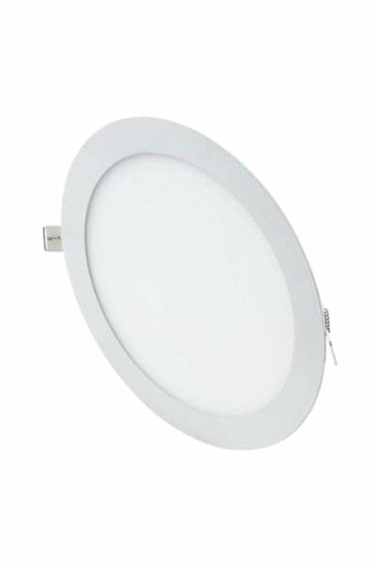 18W Sıva Altı Led Panel Spot CT-5149 - Gün Işığı - Plastik Kasa