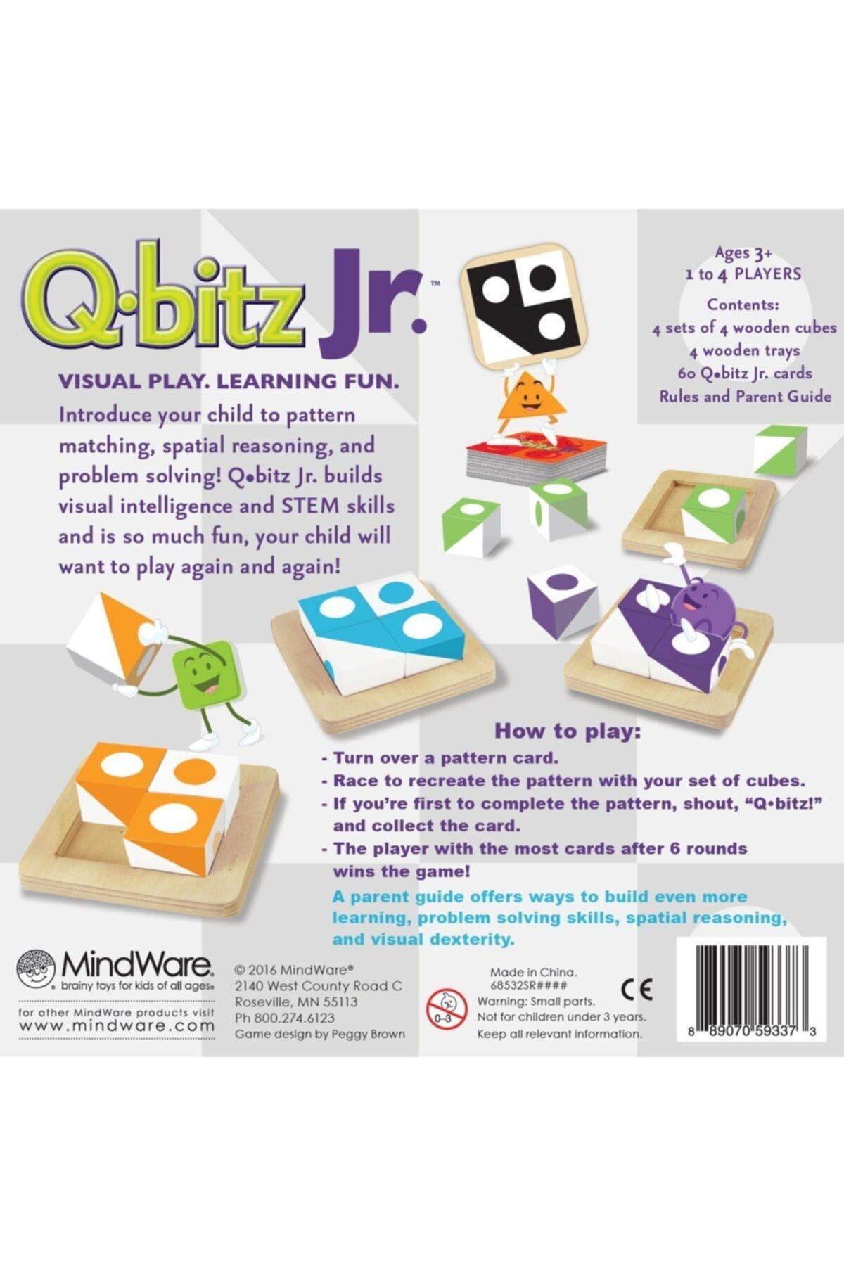 Mindware Q Bitz Jr