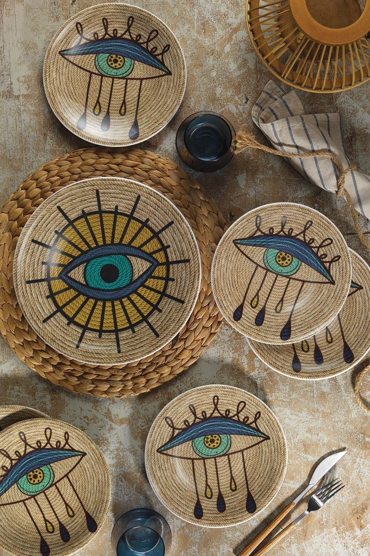 Zeugma 7 Parça Pasta Takımı 885393