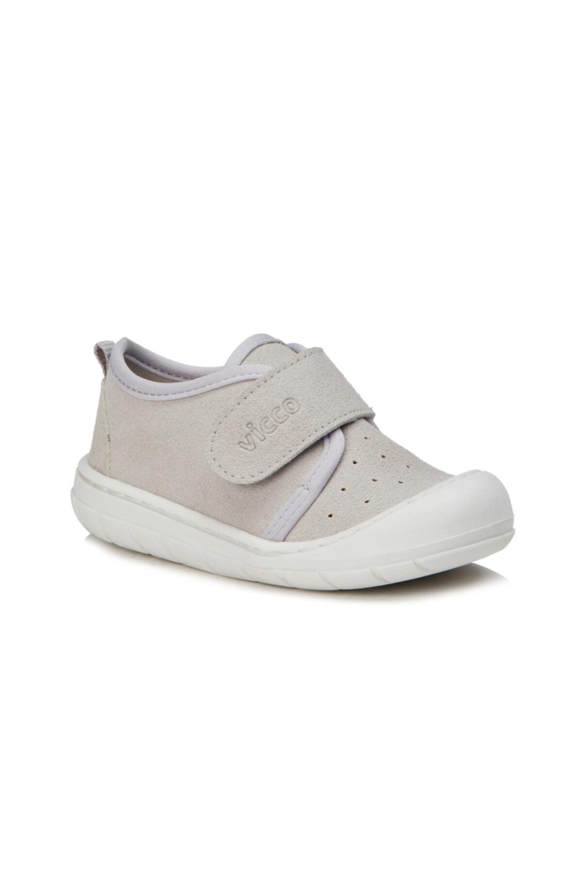 Anka Unisex Bebe Gri Günlük Ayakkabı
