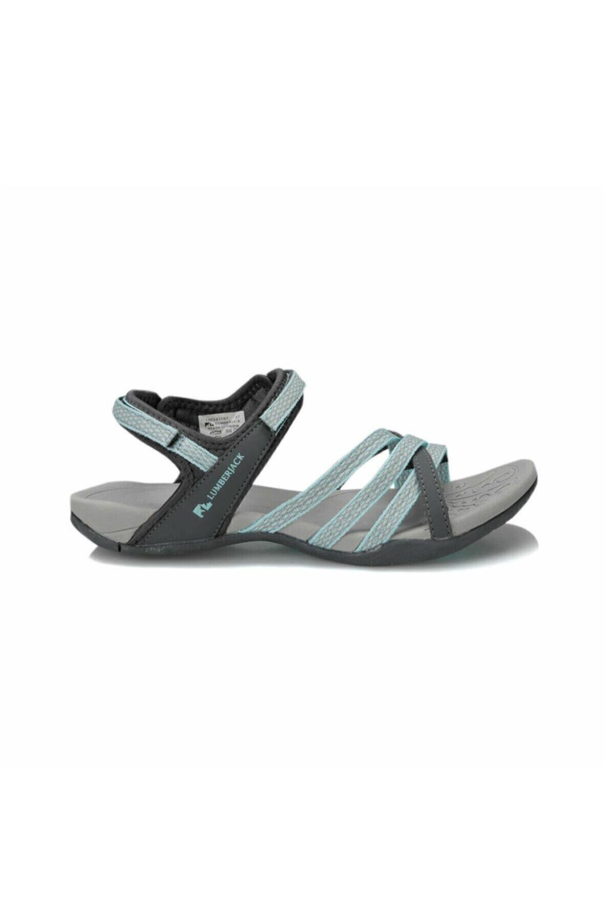 Kadın Eftal Mint Sandalet