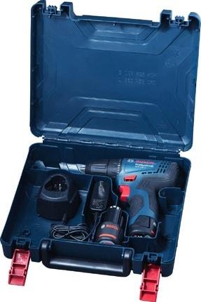 Bosch Professional GSR 120-LI Akülü Delme/Vidalama 12 Volt Li-ion 2 adet 2.0 Ah Akü Plastik Çanta 3