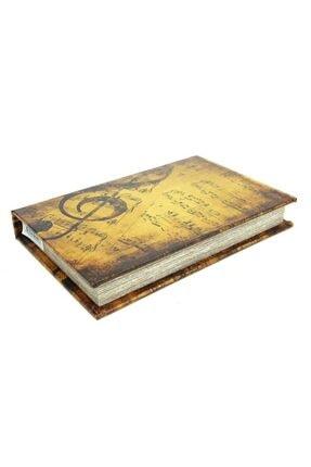 Kutu Kitap Nota Kitap Kutusu Dekoratif P391154S990