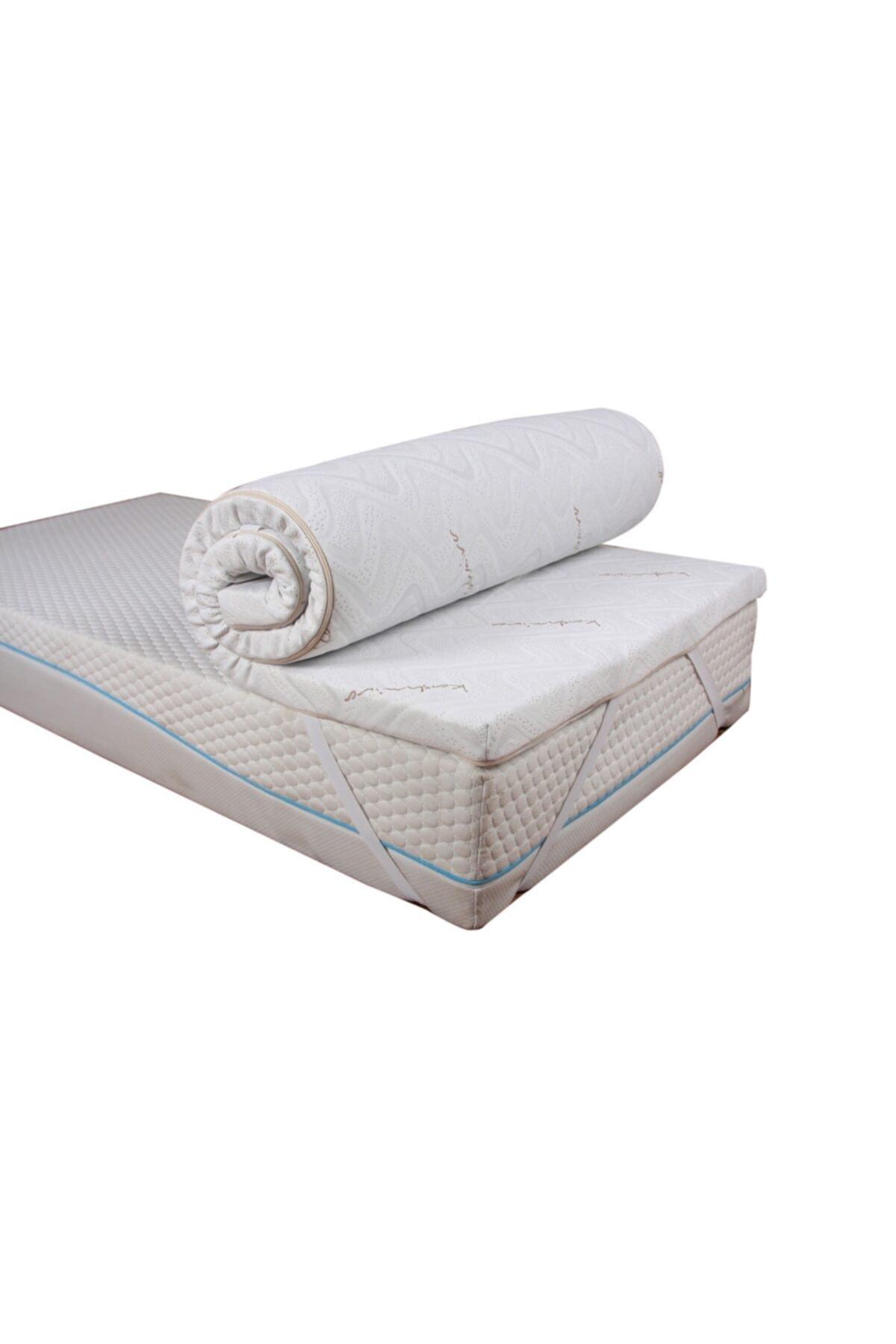 Visco Pedi Yıkanabilir Yatak Pedi