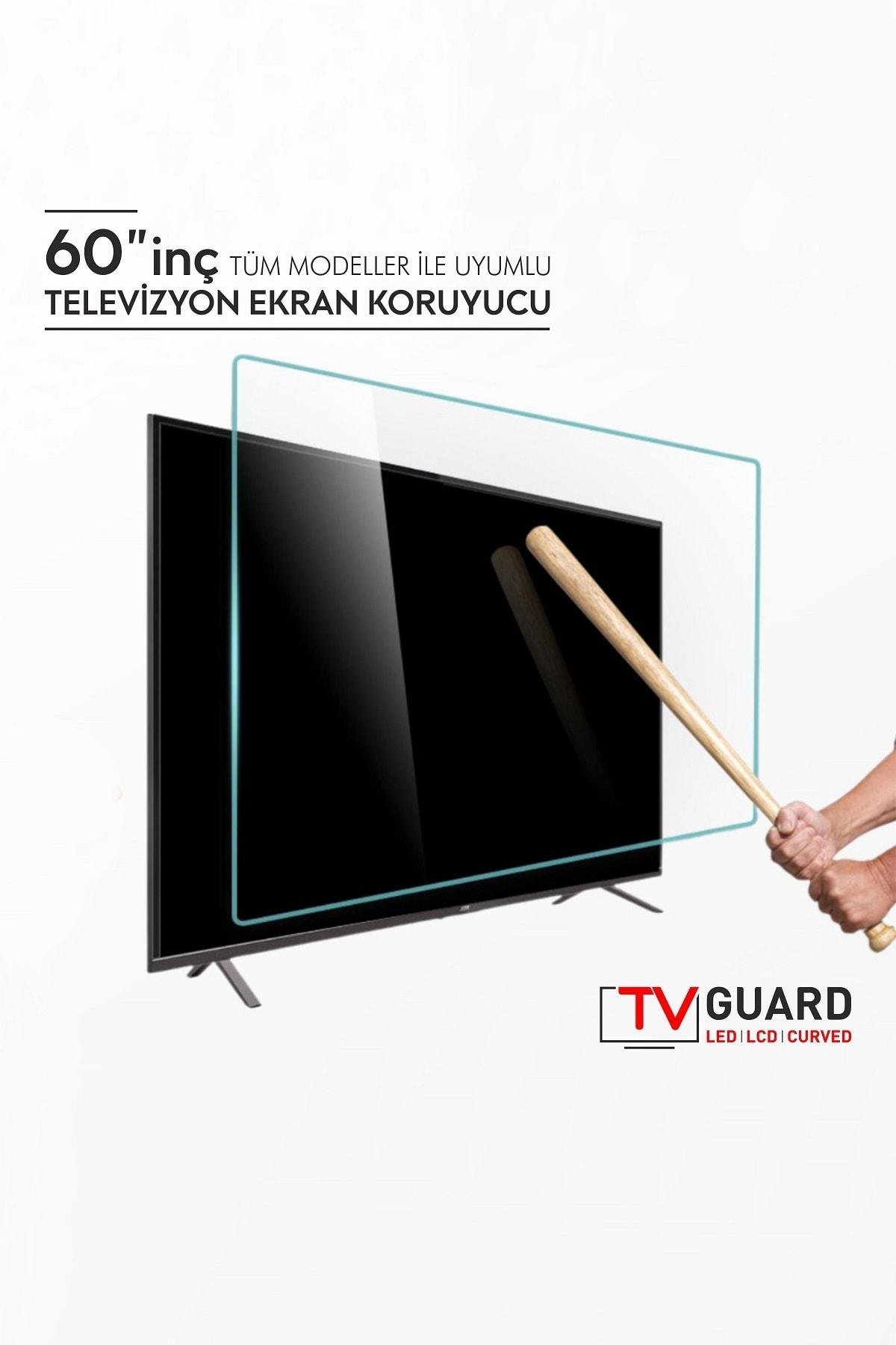 60 Inc 152 Ekran Tv Ekran Koruyucu