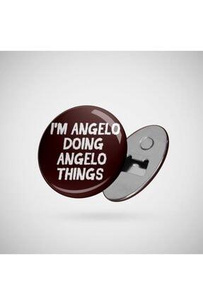 I'm Angelo Doing Angelo Things Açacak TYC00180562705