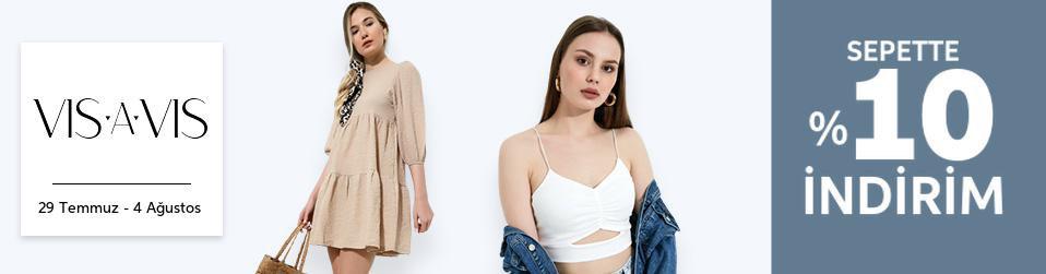 Vis a Vis - Kadın Tekstil - %10