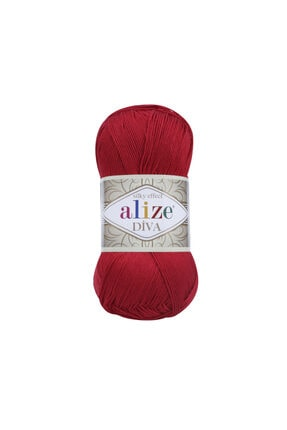 Alize Diva Kırmızı 106 0