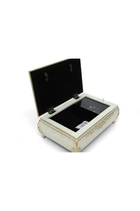 Kutu Müzikli Müzik Kutusu Takı Kutusu Knm-63310E