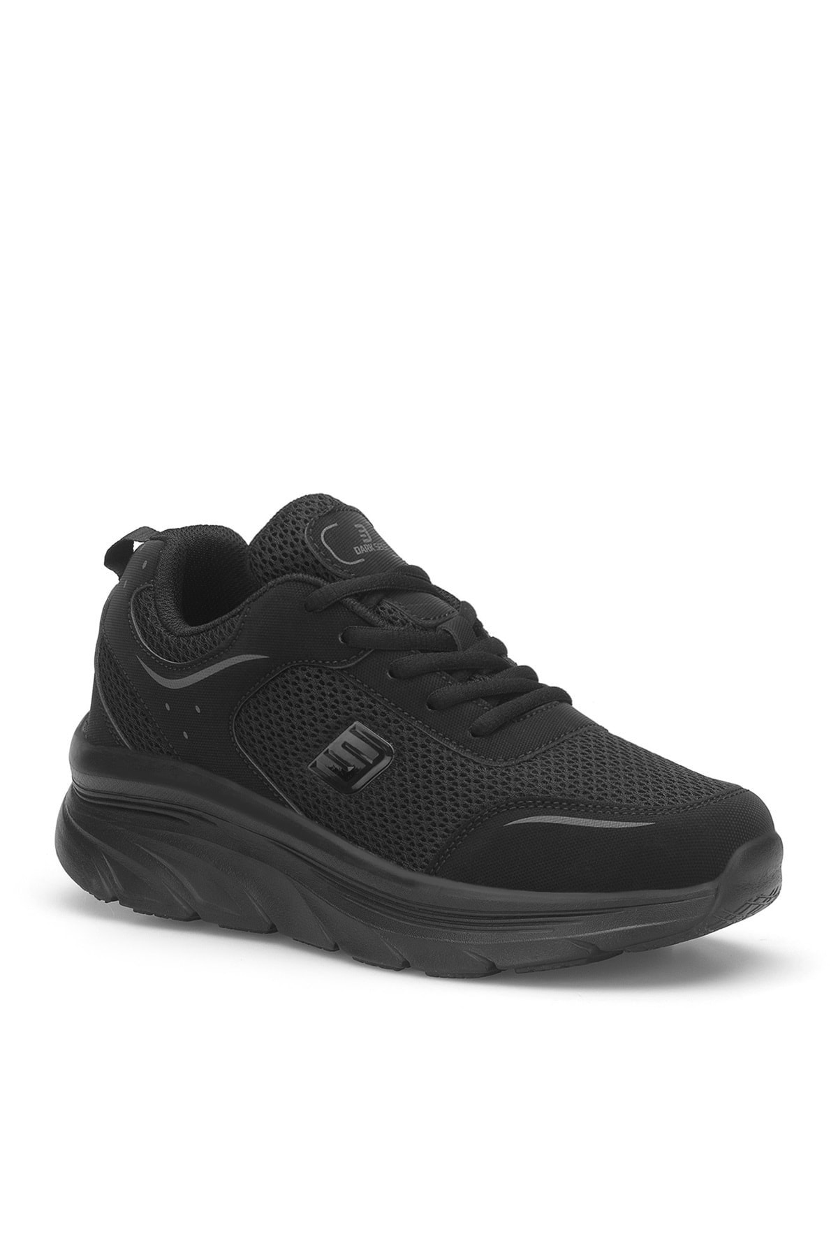 Siyah Siyah Kadın Sneaker