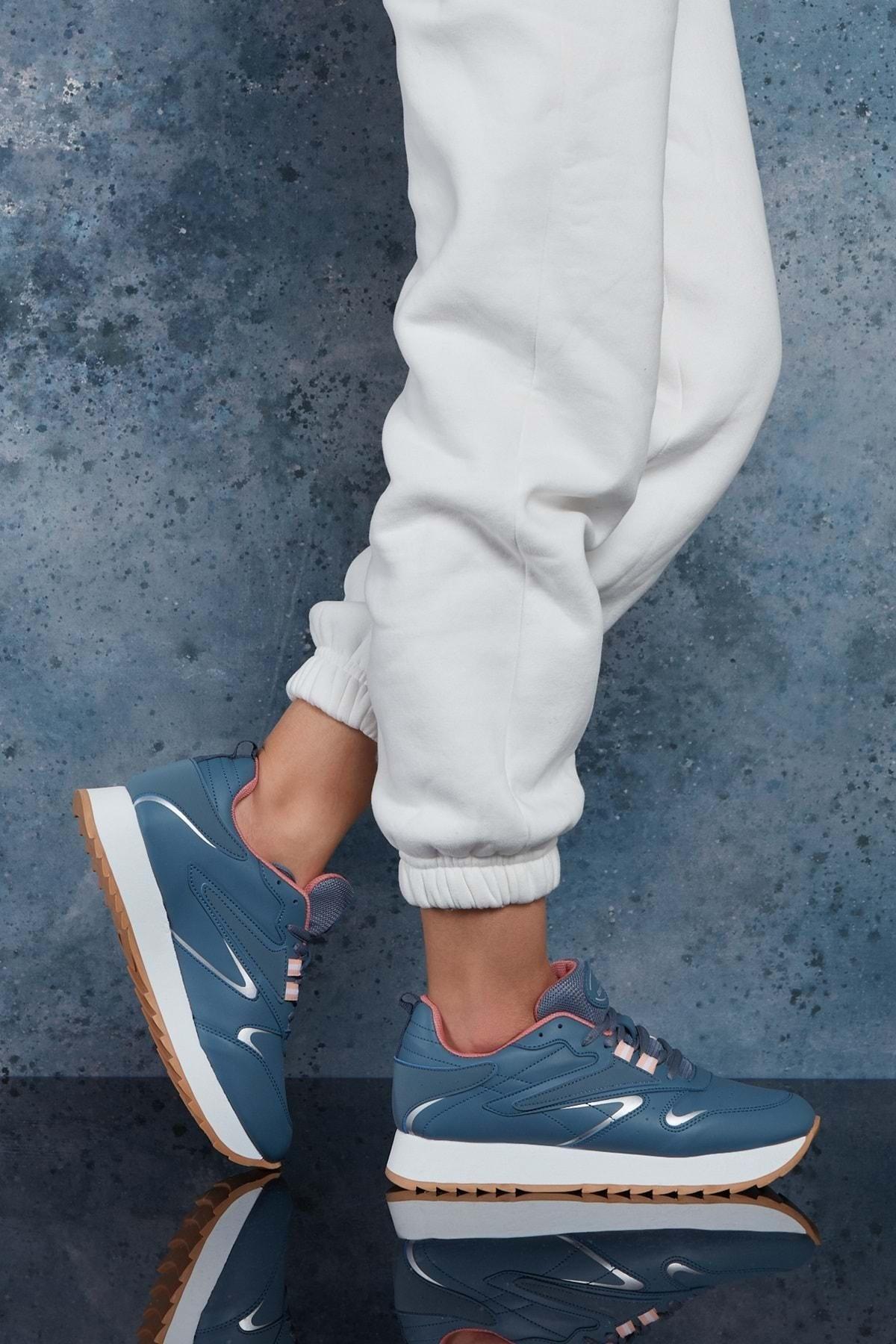 Mavi Kadın Sneaker