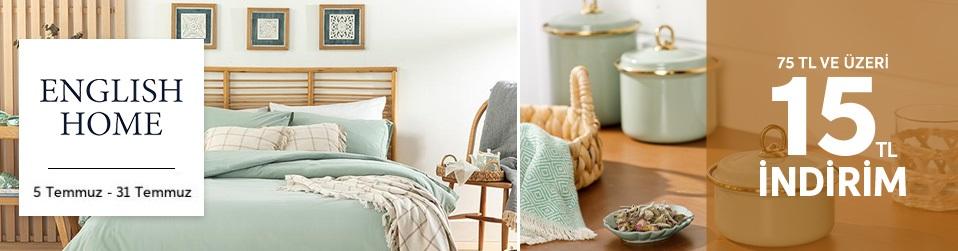 English Home   Online Satış, Outlet, Store, İndirim, Online Alışveriş, Online Shop, Online Satış Mağazası