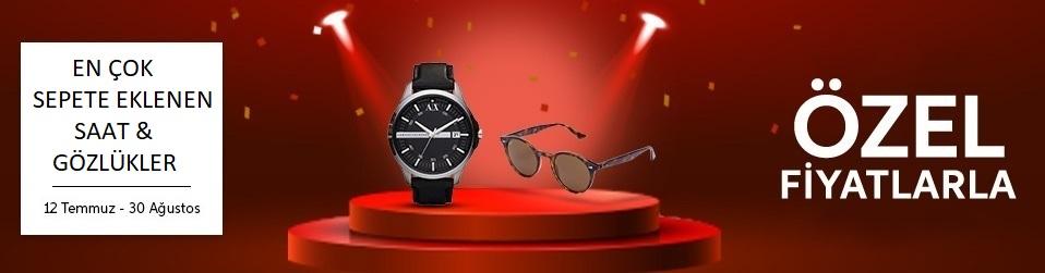 En Çok Sepete Eklenen Saat & Gözlükler   Online Satış, Outlet, Store, İndirim, Online Alışveriş, Online Shop, Online Satış Mağazası