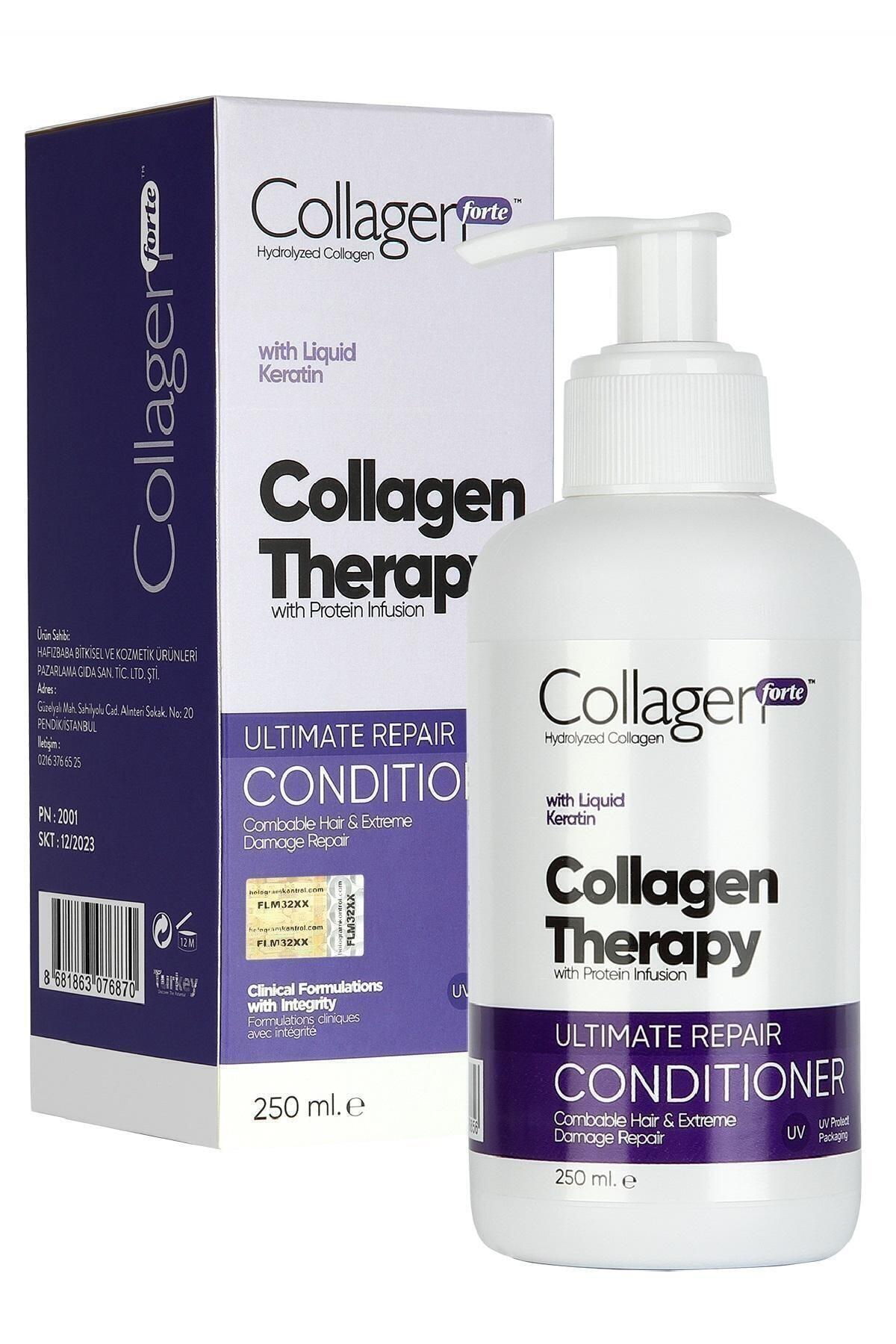 Sac Bakim Ve Onarici Krem Collagen Therapy 250 ml Kzmprt